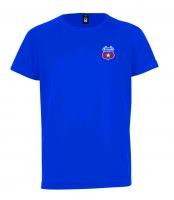 Tricou Albastru Antrenament  Juniori  Steaua Bucuresti