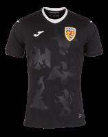Tricou de joc negru al Echipei Nationale de Fotbal a Romaniei
