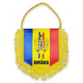 Fanion Auto Romania
