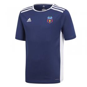 Tricou Antrenament Bleumarin Juniori Adidas